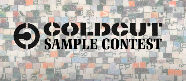 Coldcut Sample Contest