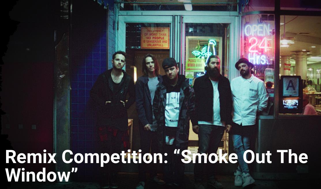 Remix Tribe Society - Smoke Out The Window