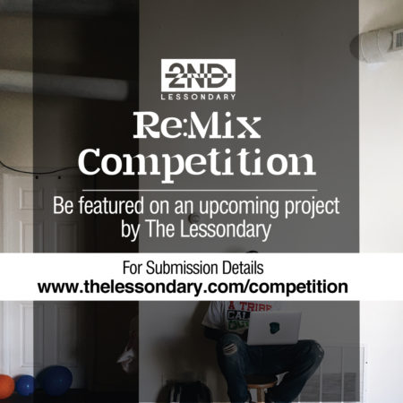 "LESSONDARY – ""RE:SCHEDULED"" REMIX COMPETITION"