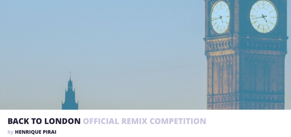 Remix HENRIQUE PIRAI - Back to London
