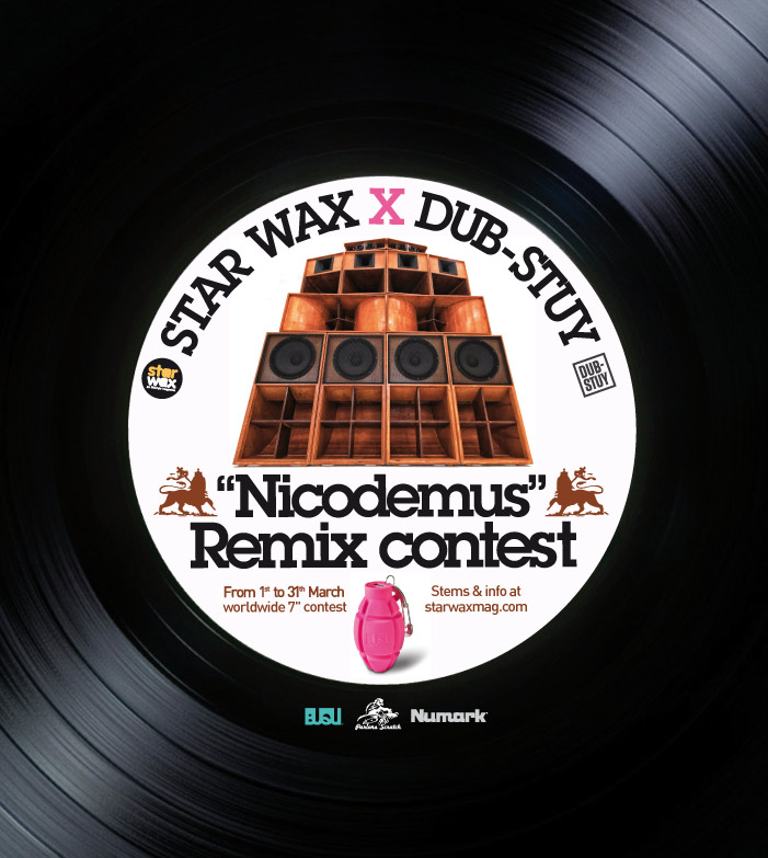 STAR WAX X DUB-STUY WORLDWIDE REMIX CONTEST