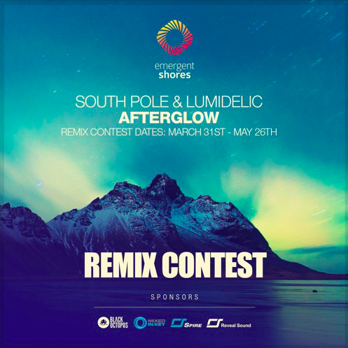 Remix South Pole and Lumidelic - Afterglow