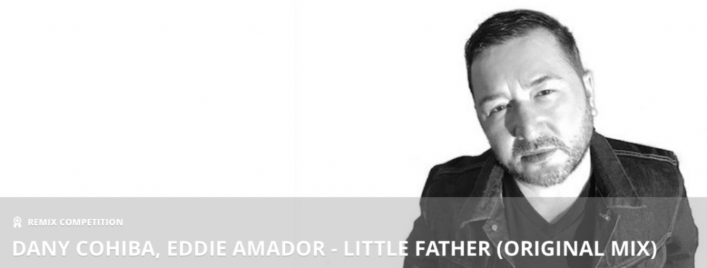 Remix eddie amador and dany cohiba little father for Eddie amador house music