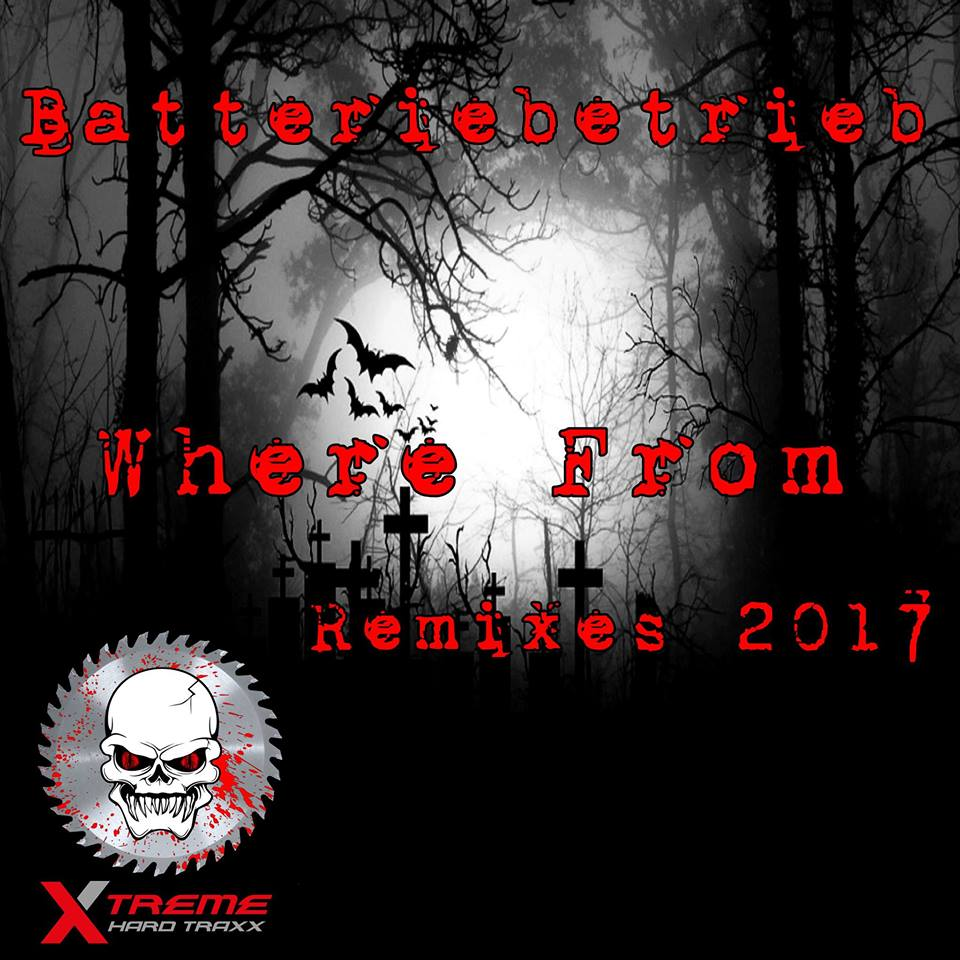 Remix Contest Batteriebetrieb - Where from