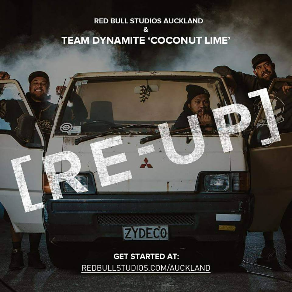 Red Bull Remix Contest; [Re-up] TEAM DYNAMITE 'COCONUT LIME' FT. CHE FU