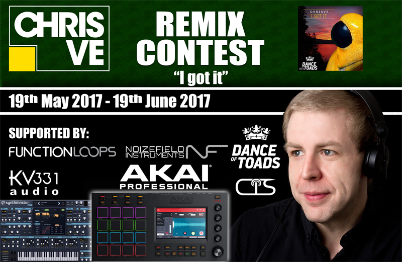 Win a Record Deal - Remix ChrisVe!