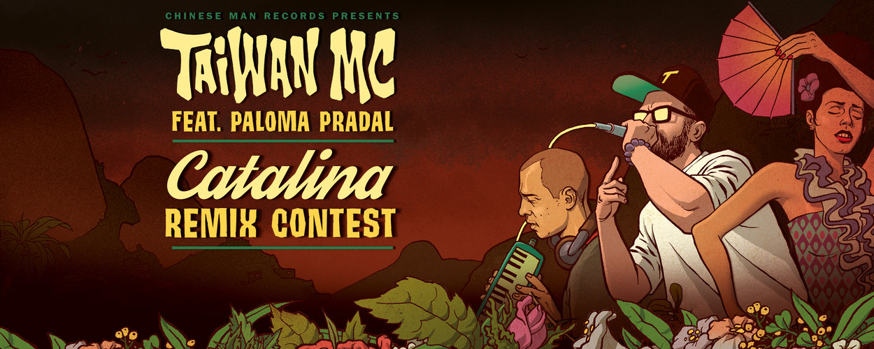 Catalina Remix Contest - Taiwan MC