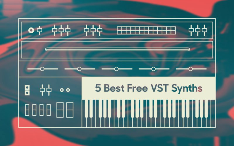 Five free VST Synths via Splice