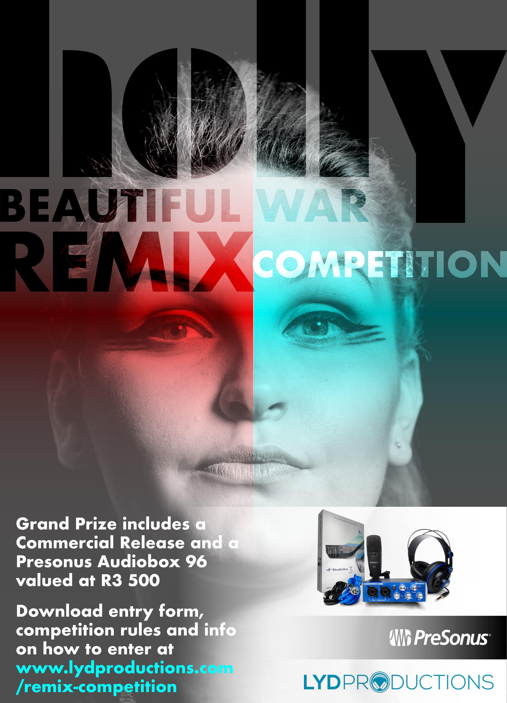Remix Holly Wasserfall - Beautiful