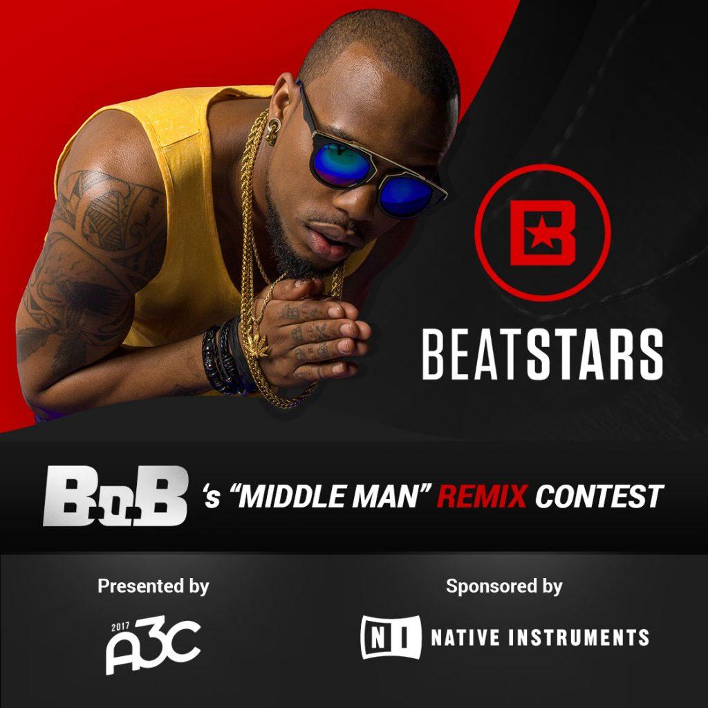 BeatStars Remix Contest; B.o.B - Middle Man