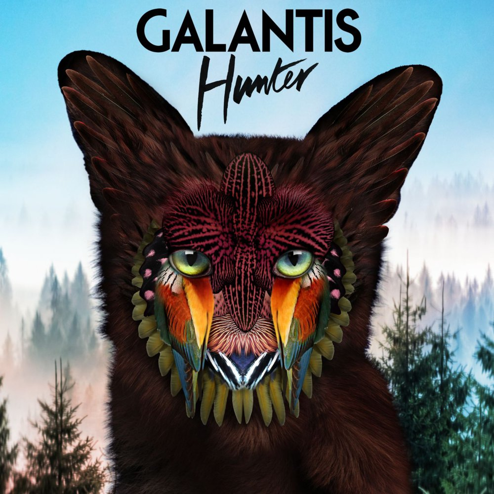Remix Galantis - Hunter via Wavome