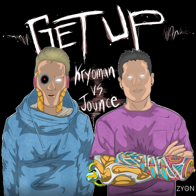 Remix Kryoman and Jounce