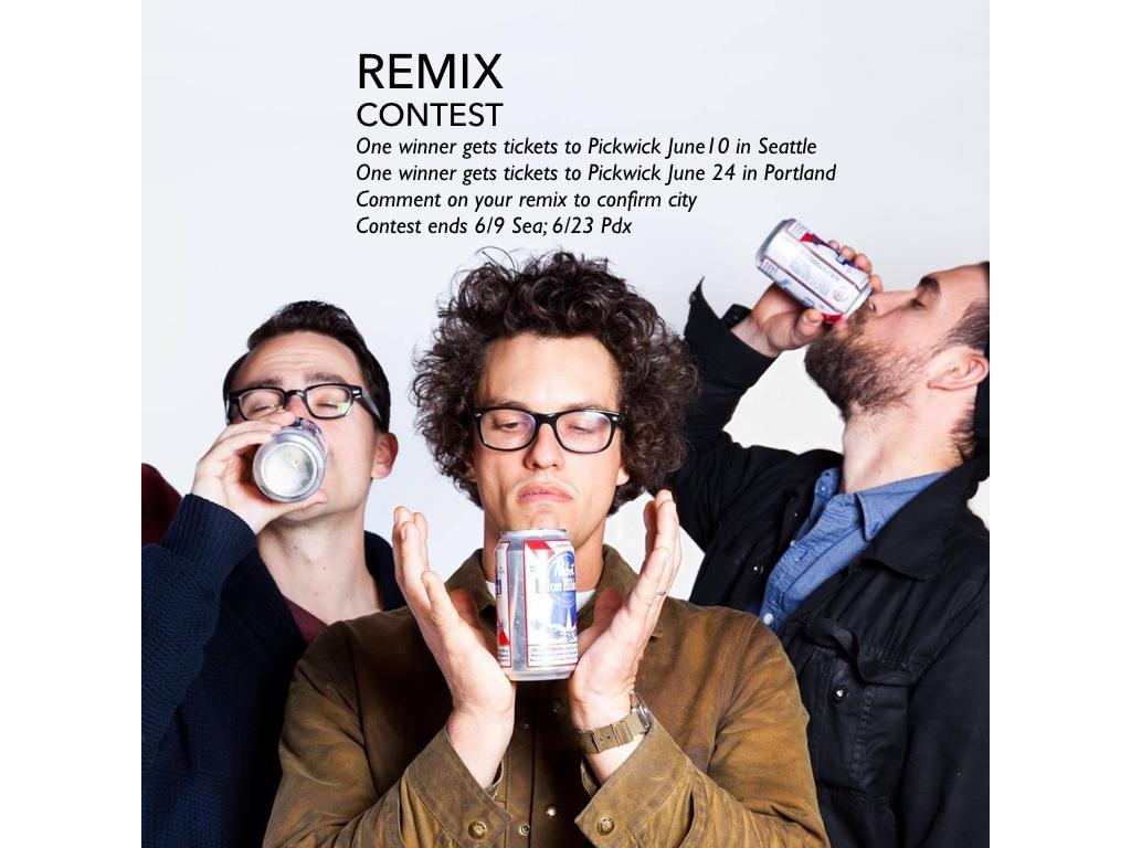 Pickwick Remix Contest