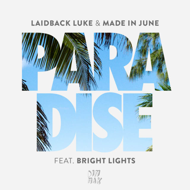 "Remix Laidback Luke's ""Paradise"" for Dim Mak"