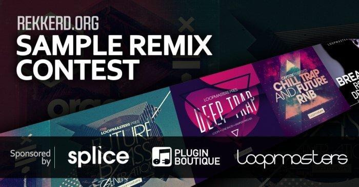 Sample Remix Contest