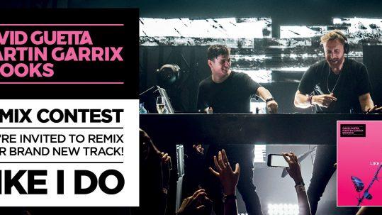 Remix David Guetta - Martin Garrix - Brooks