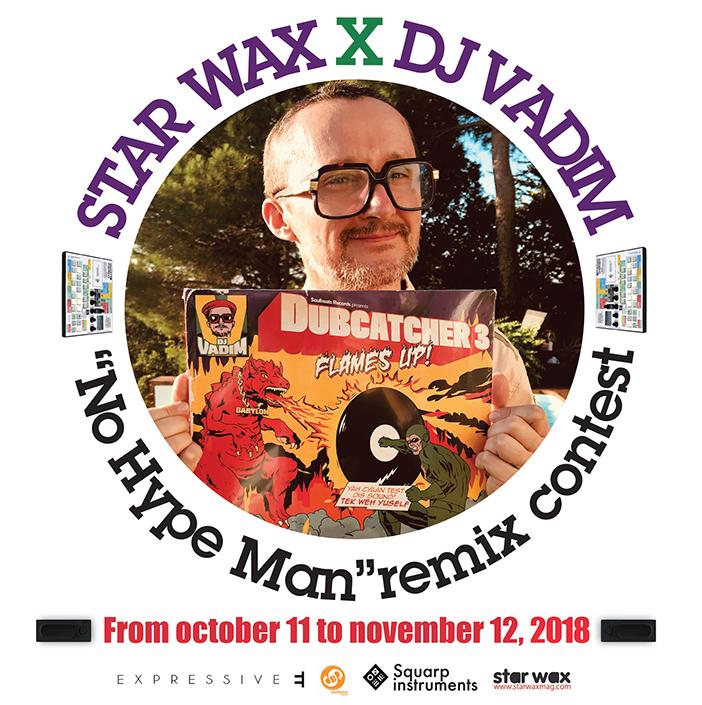 Remix Contest; DJ VADIM FEAT. JMAN & KILLA P