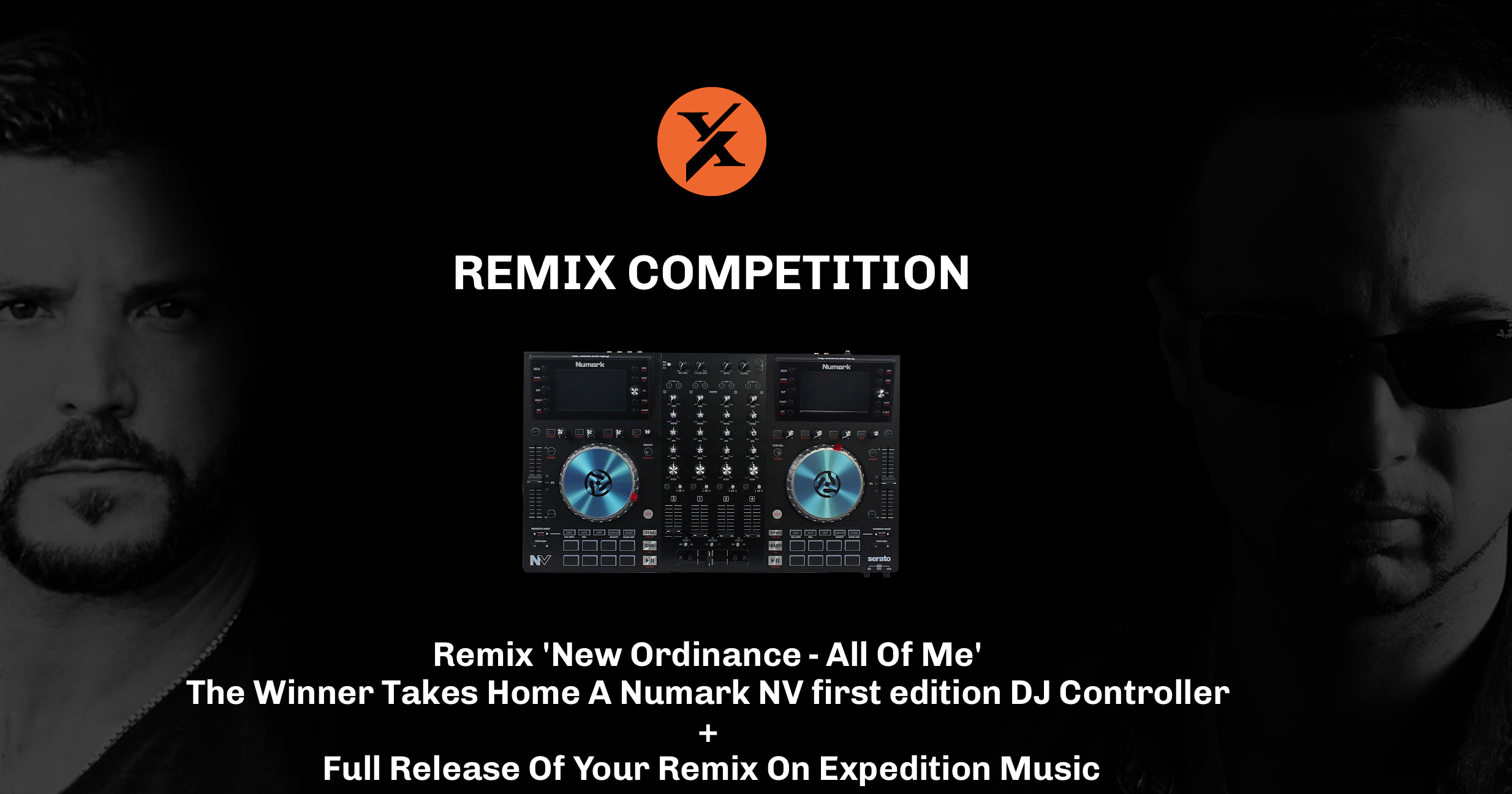 Expedition Music And New Ordinance Remix Contest