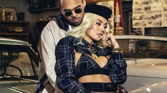 Remix Agnez Mo ft. Chris Brown