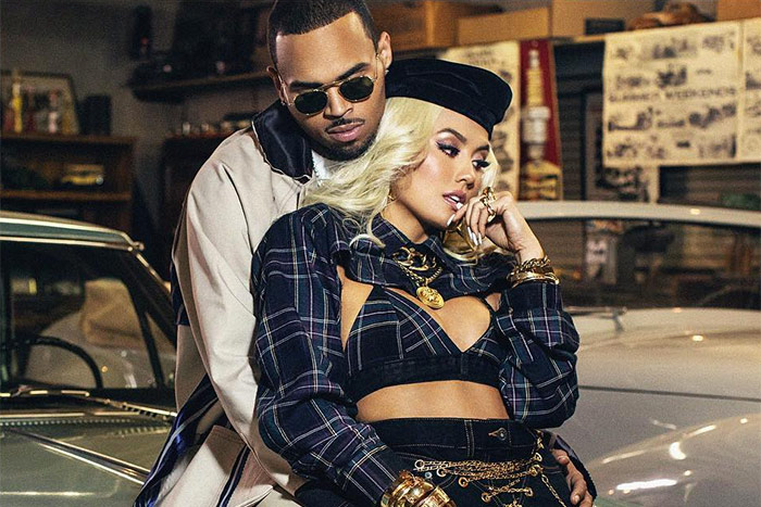 Remix Agnez Mo ft. Chris Brown