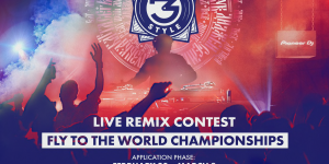 "Red Bull 3Style ""Live Remix"" contest"