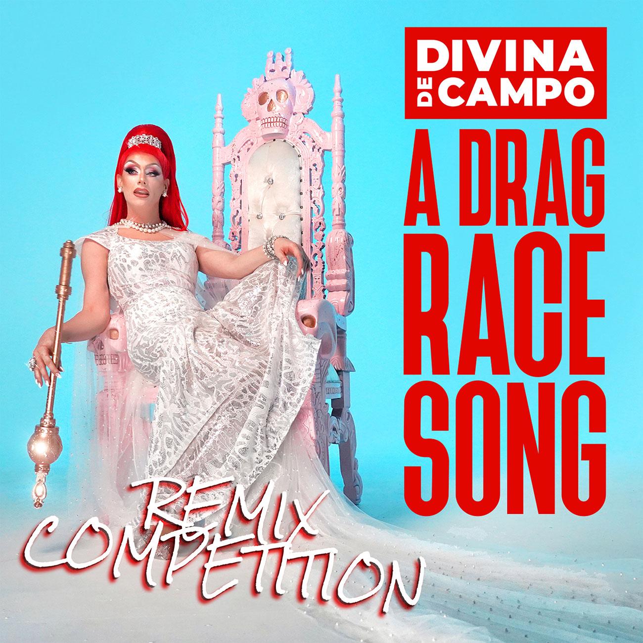 Divina De Campo Remix Competition