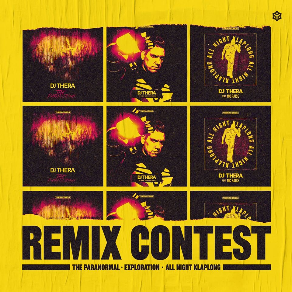 Join Dj Thera Remix Contest