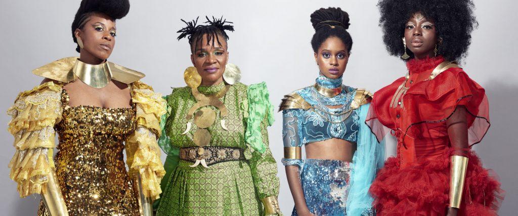 Remix Les Amazones d'Afrique - 'Love'