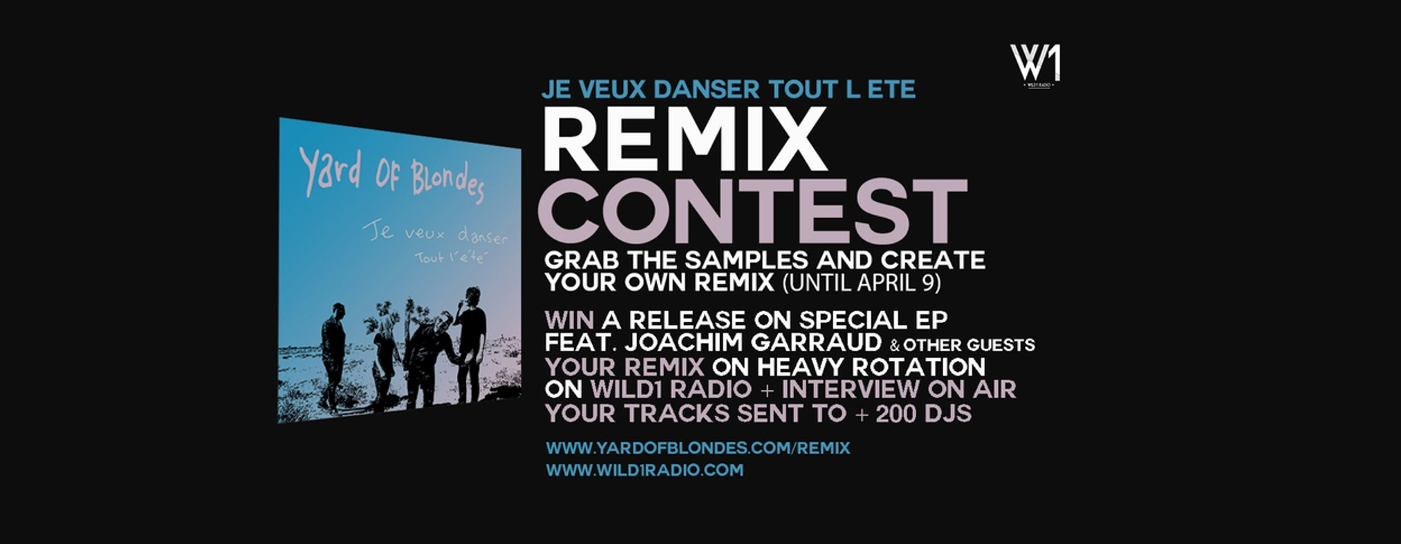 Yard of Blondes Remix Contest