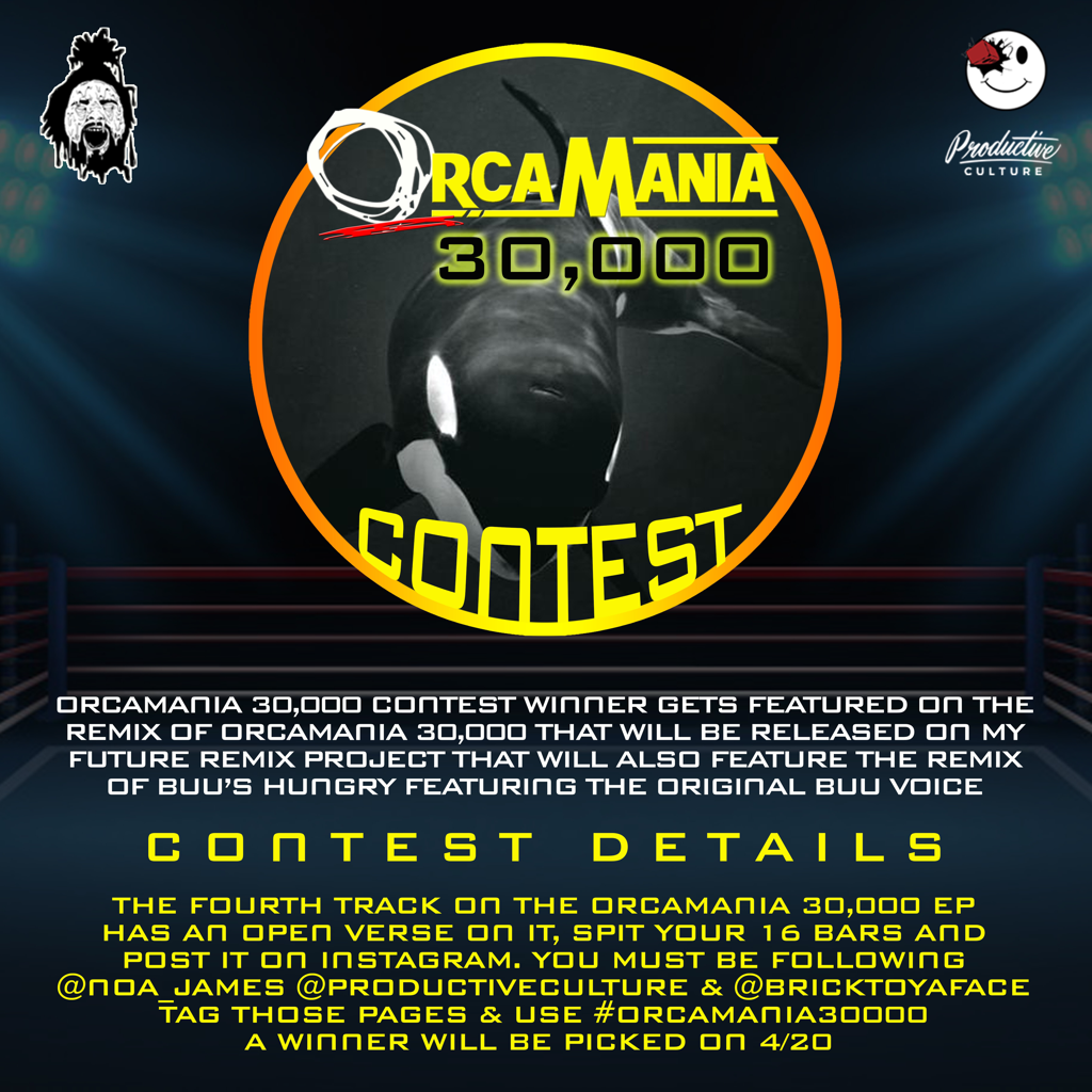 ORCAMANIA 30,000 Remix Contest