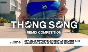 REMIX Buzz Low - 'Thong Song'