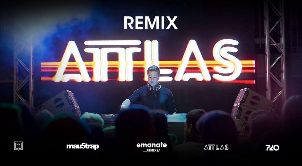 Mau5trap remix competition; Attlas