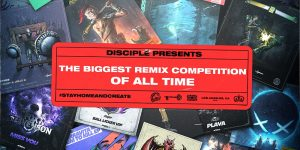 Disciple; THE BIGGEST REMIX COMPETITION OF ALL TIME