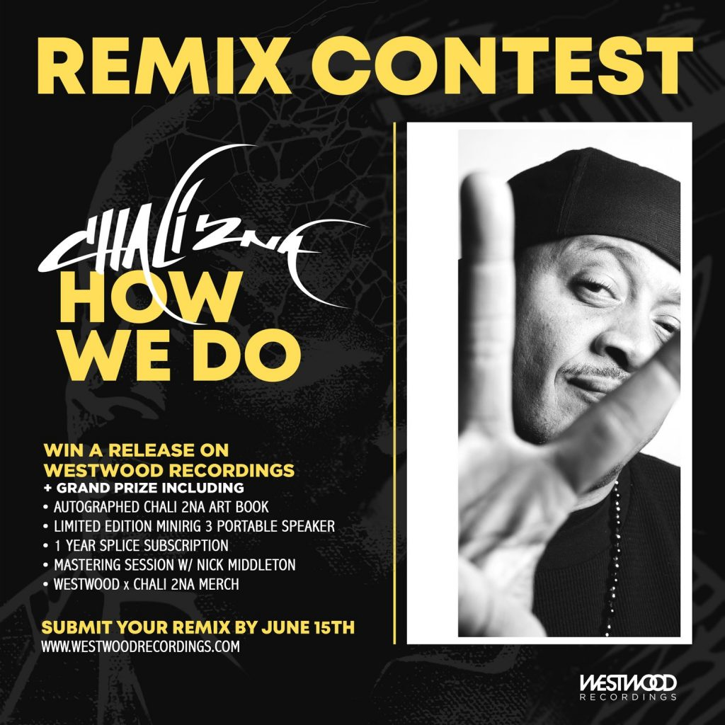 "CHALI 2NA ""HOW WE DO"""