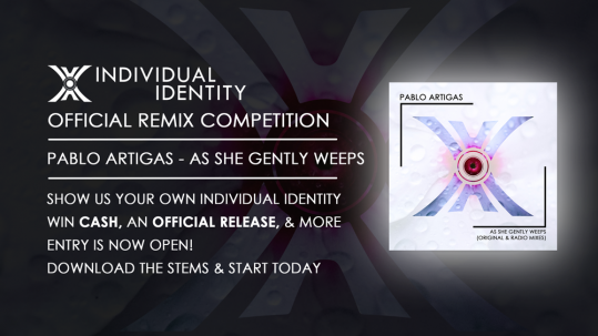 Individual Identity Music - remix competition