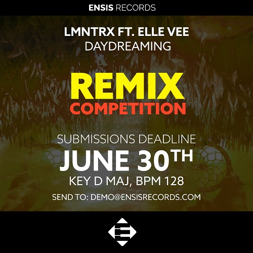 """Daydreaming"" by LMNTRX feat. Elle Vee"