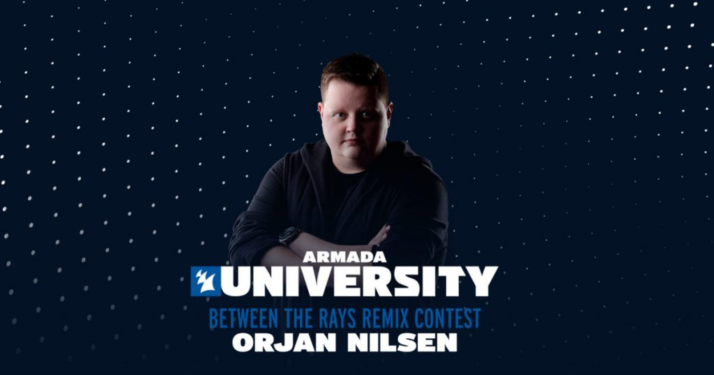 ORJAN NILSEN 'BETWEEN THE RAYS' REMIX CONTEST
