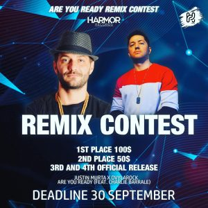 Harmor Records Remix Contest