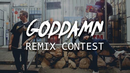 Remix FANNYPACK – GODDAMN (FEAT. RACHEL WEST)