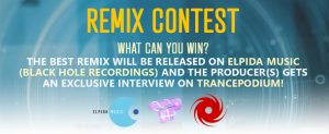 Elpida Remix Competition via TrancePodium.com