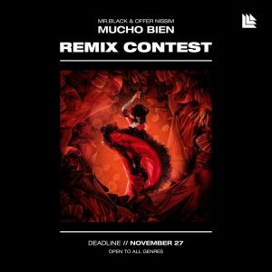 Remix MR.BLACK & Offer Nissim - Mucho Bien