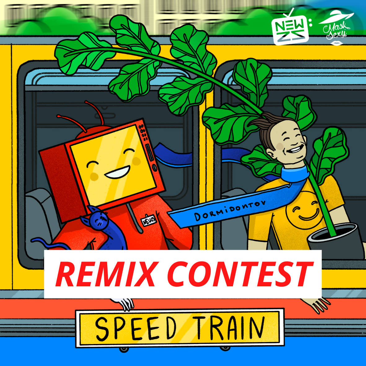 SPEED TRAIN / REMIX CONTEST